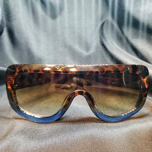 Big Frame Leopard Sunglasses