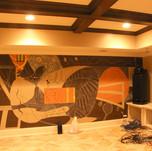Modern Mural Right