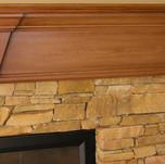 faux oak wood fireplace .jpg