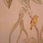 Yellow Bird Mural