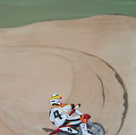Kid's Motorcross Mural