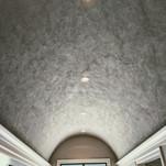 Glass beads on barreled ceiling.jpg