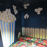 Commercial Mural for Dentist waiting room