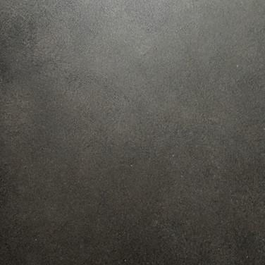 Metallic glaze over texture