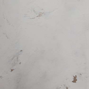 Venetian plaster with metallic accents