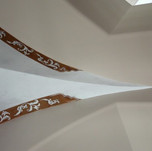 Vaulted Ceiling mural
