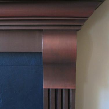 Metallic - Fireplace mantel.jpg