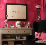 Modern Pinks Mural