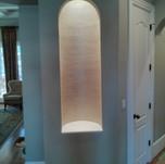 lusterstone niche metallic plaster