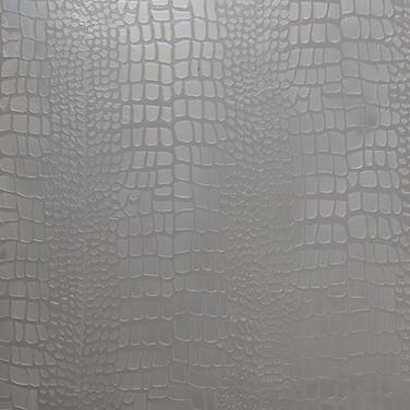 Faux Alligator skin