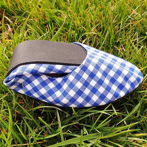 Mavi Piknik Desen Pisi Shoe