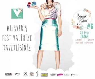 Yine Yeniden! Blogger Bazaar 6'da Buluşuyoruz!