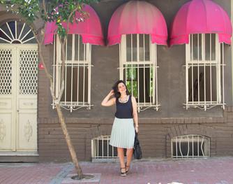 Pisi Shoe Working With Blogger- İrem Çabuk