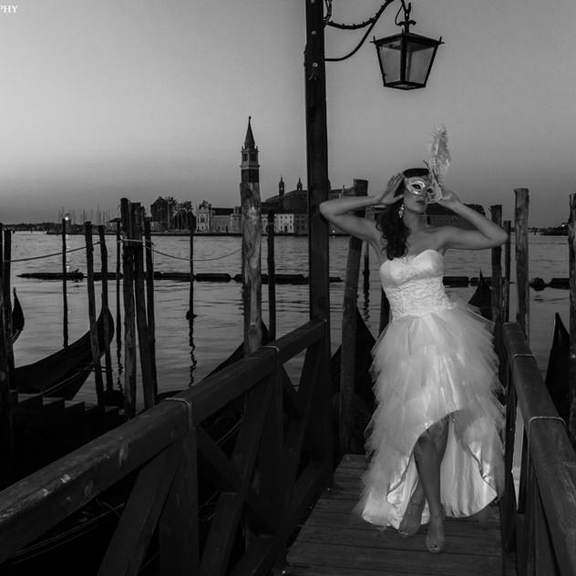 Piazza San Marco Venezia Italia - Mai 2016