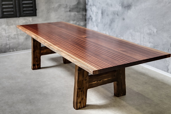 """Dining Table """"Straight A's"""""""