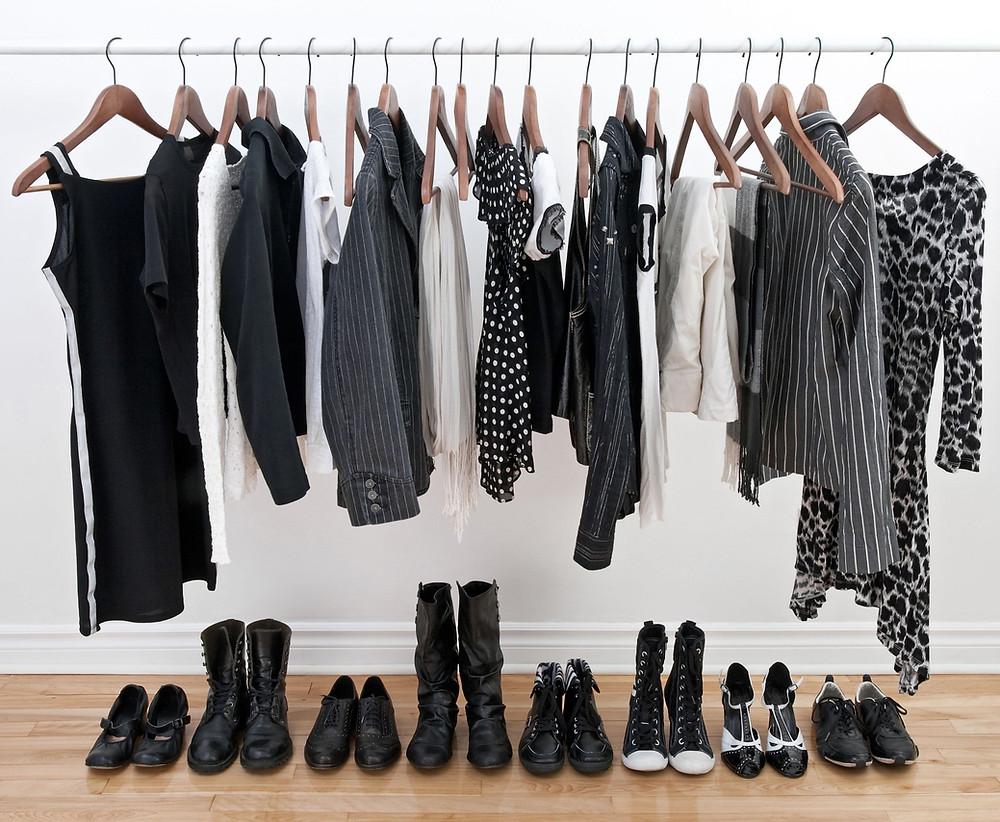 Kleider Kleiderbügel Kleiderstange