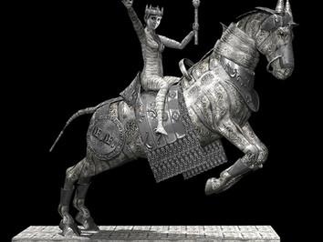 I nove cavalieri di Endecameron20 - (1)