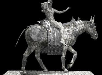 I nove cavalieri di Endecameron20 - (5)