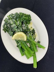 Garlic Parmesan Broccolini