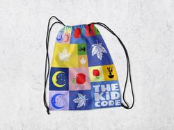 The Kid Code - Backpack