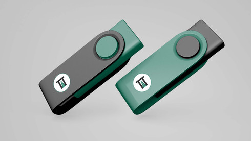 Thw Top Trails - USB