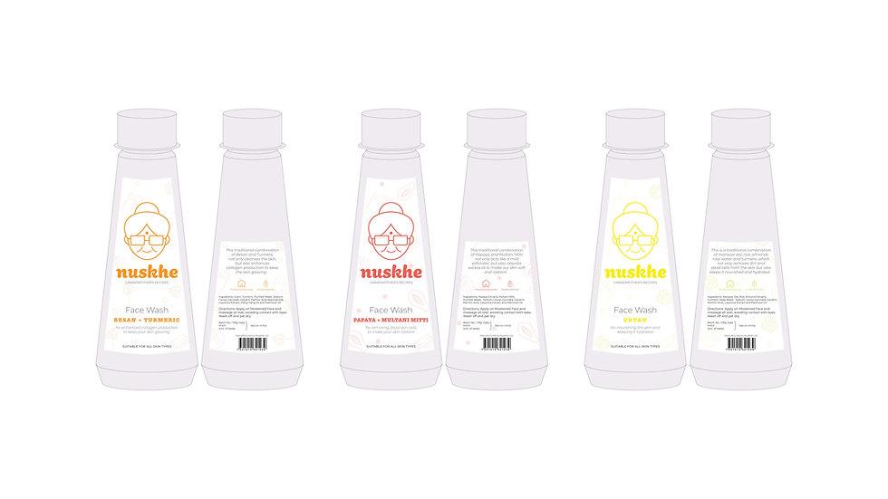 Nuskhe - Packaging