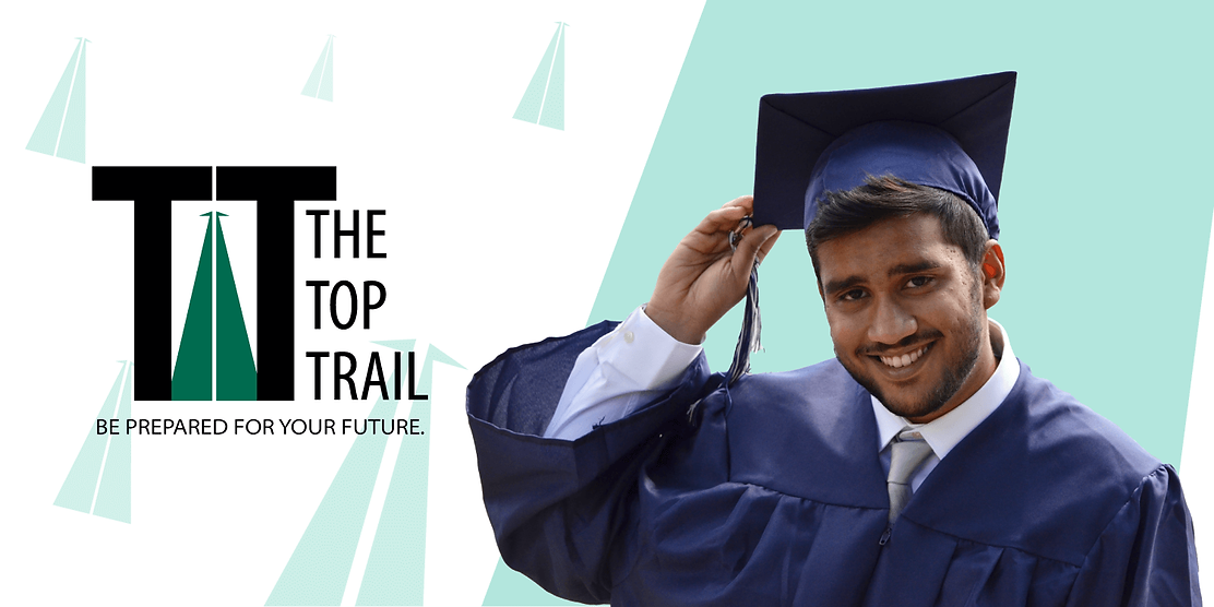 The Top Trails - Branding