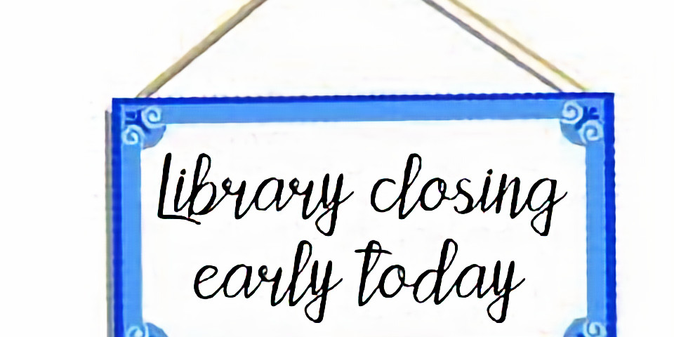 Closing Early for staff in-service