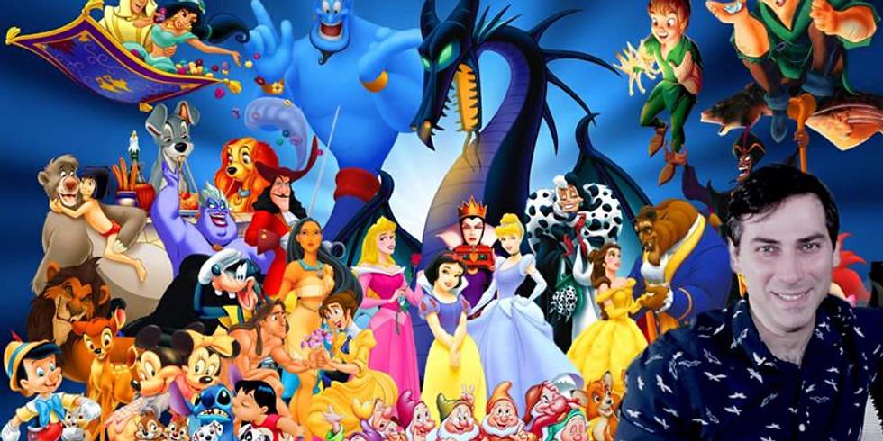 Disney & Animated Piano Concert
