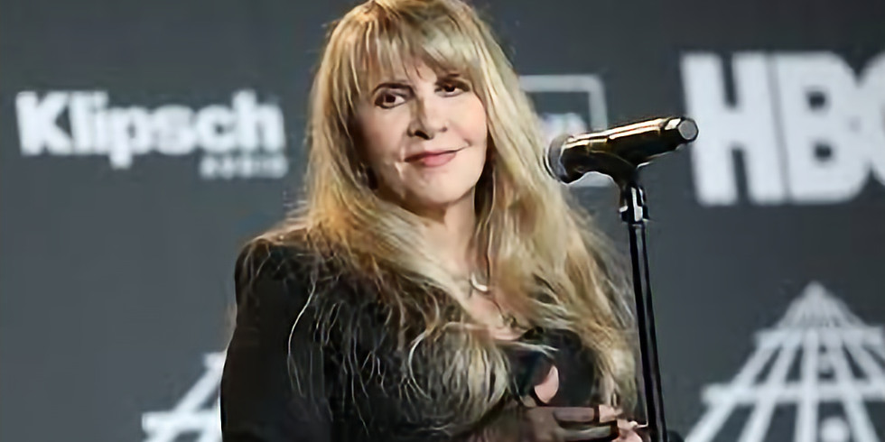 Happy birthday to Stevie Nicks