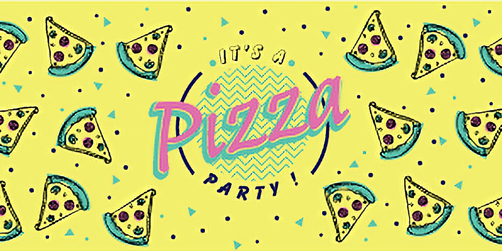 Grand Finale Pizza Party