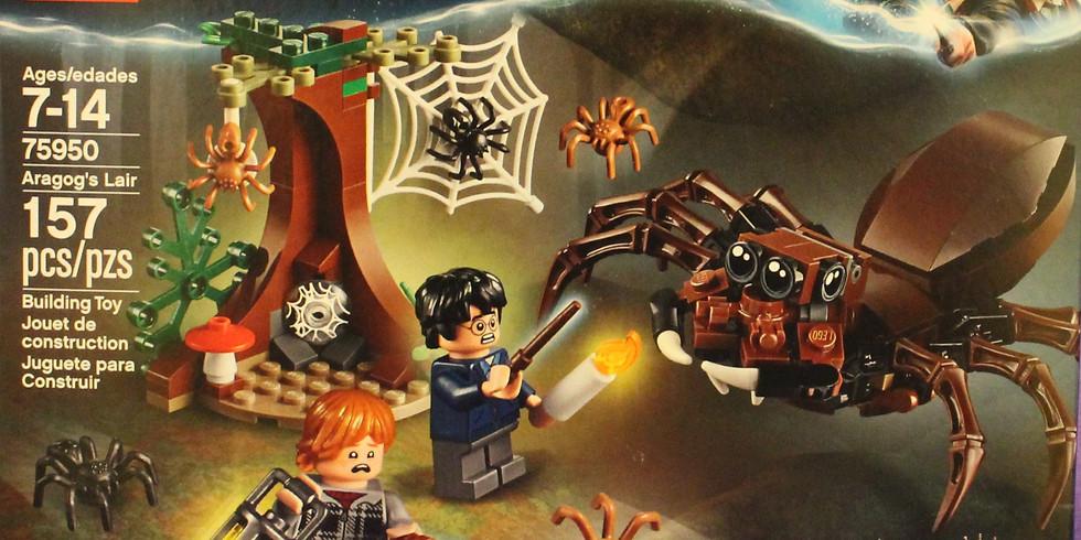 Virtual LEGO Crew Challenge
