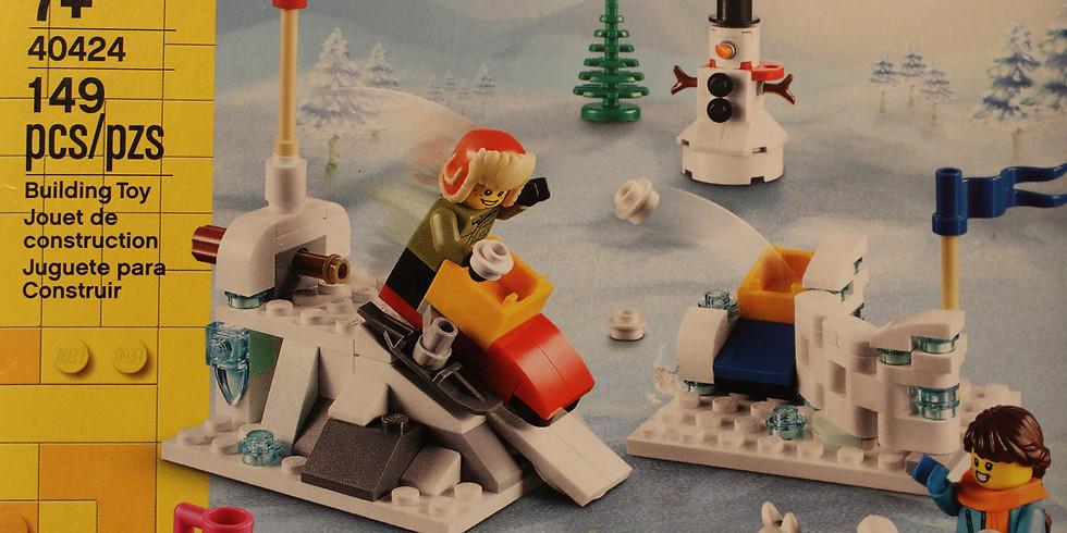 Lego Crew Challenge
