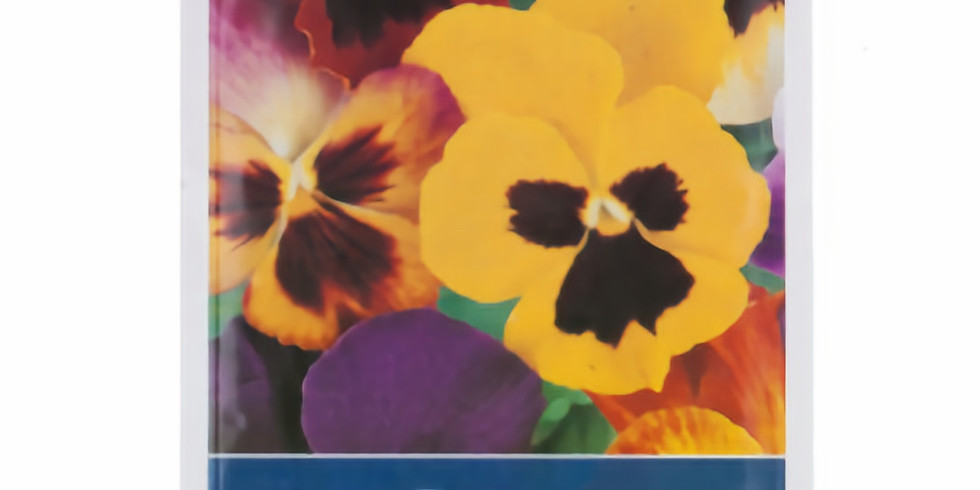 Flower seed packet giveaway