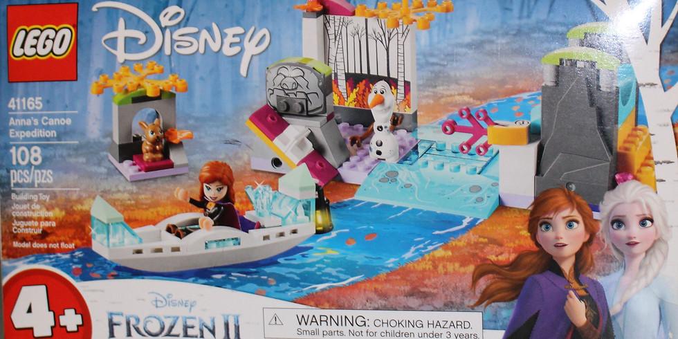 Deadline for Lego Crew Challenge