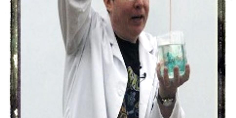 Professor Steve's Science of Magic