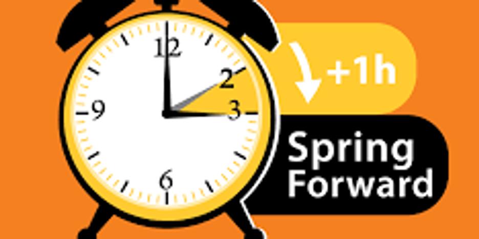 Daylight Savings Time Begins
