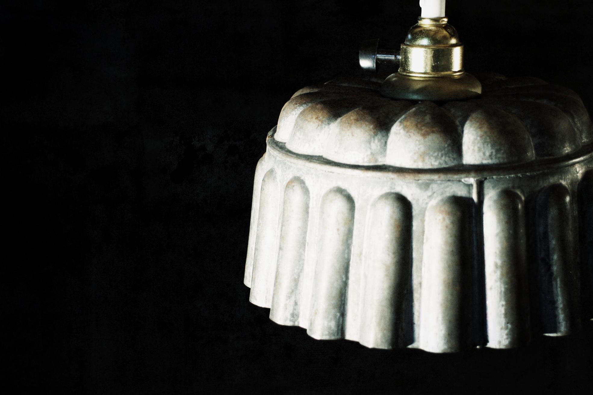 lampe kuchenform