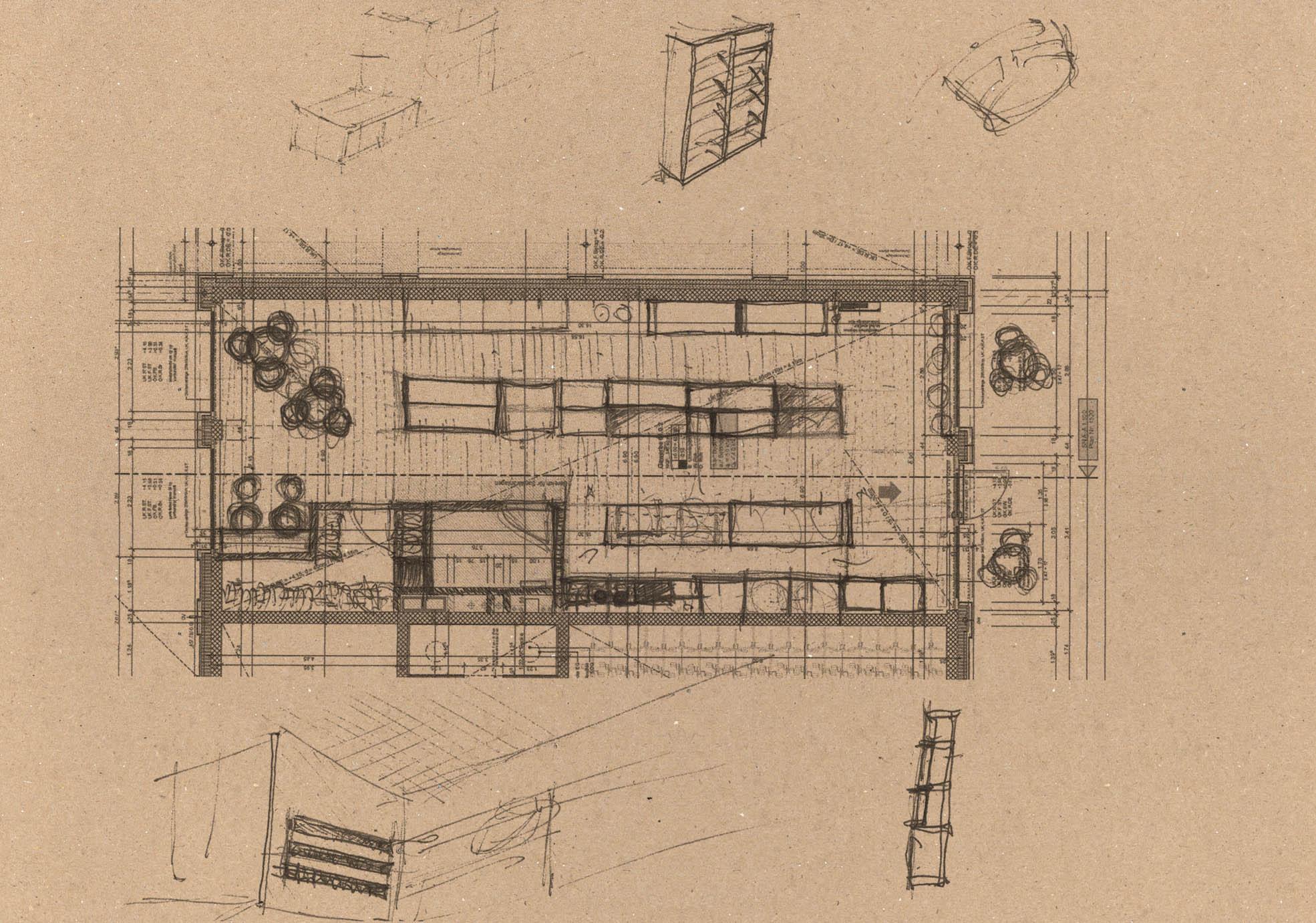 ROY skizze grundriss