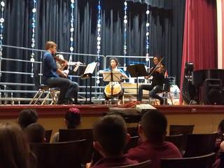 #TBT Quartet Performance for El Sistema Colorado