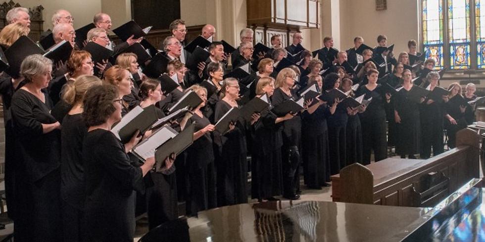Mozart Requiem with the Colorado Repertory Singers