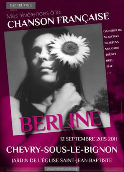 Affiche Berline copie