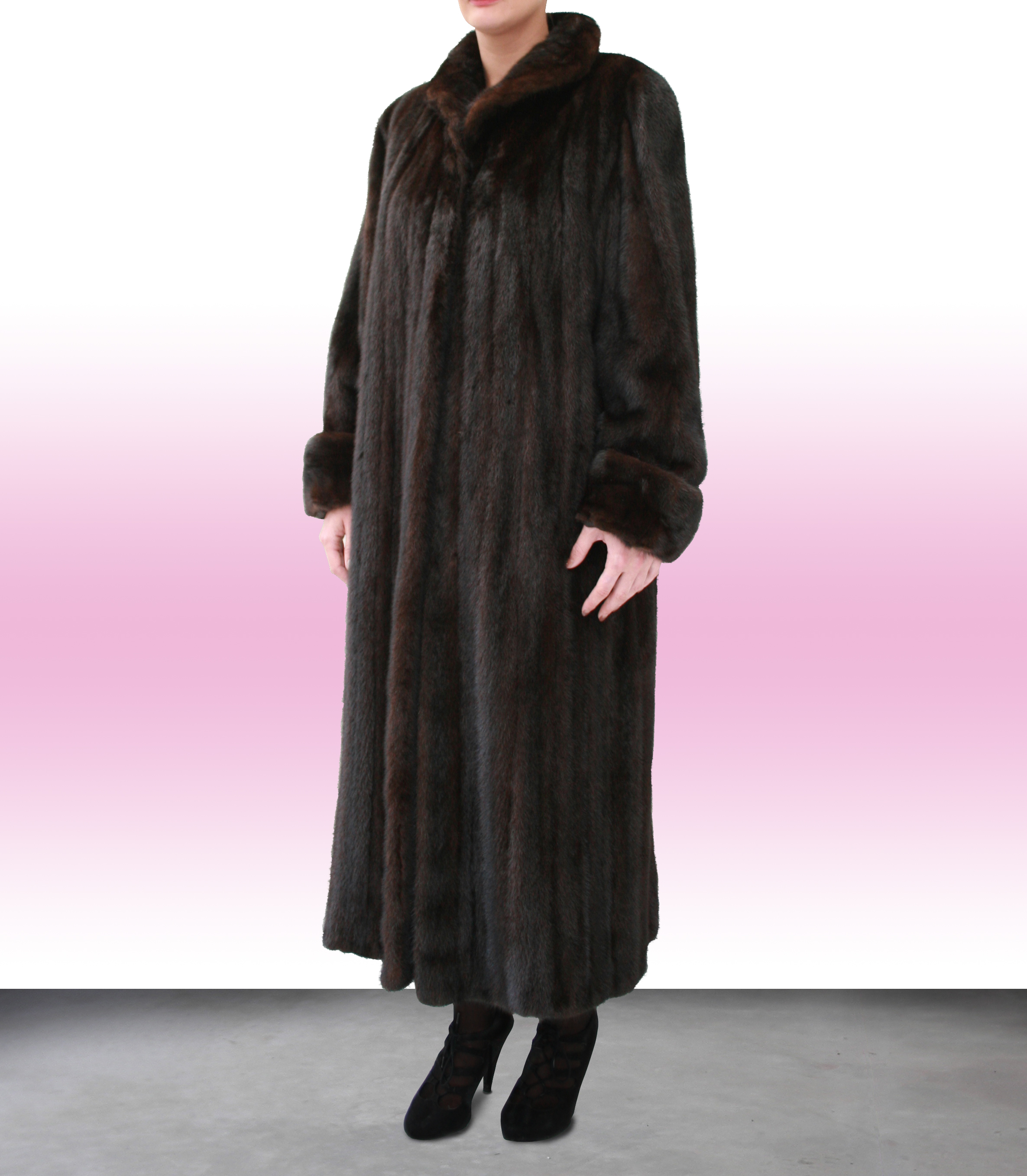 Ranch Mink full length