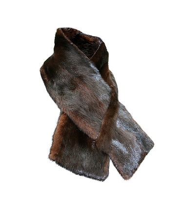 Ranch Mink Scarf