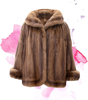 Pastel Mink Jacket