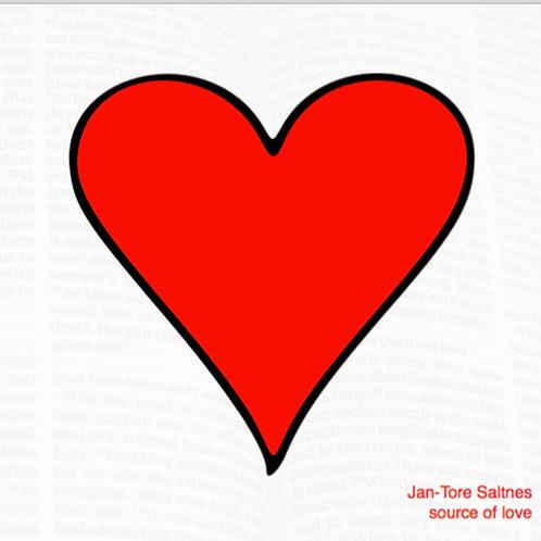 "CD ""Source of Love"""