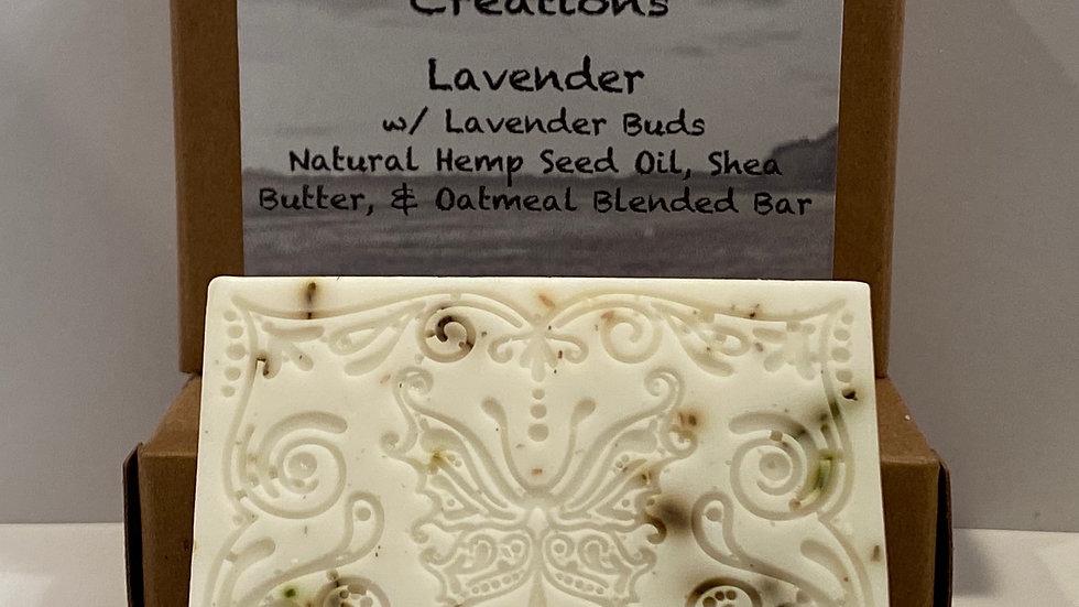 Lavender & Premium Lavender Buds - Blended