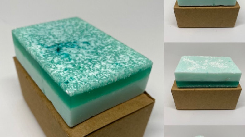 Eucalyptus & Epsom Salt Relief Bar