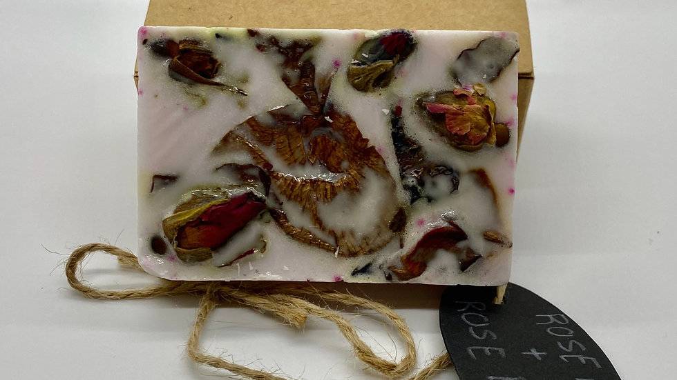 Country's Luxury Line - Premium Rose Buds and Petals w/ Rose Oil