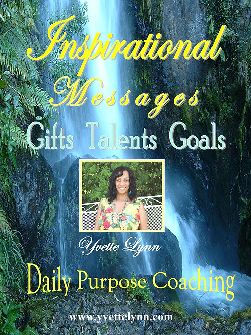 "GIFTS TALENTS GOALS ""free audio"""